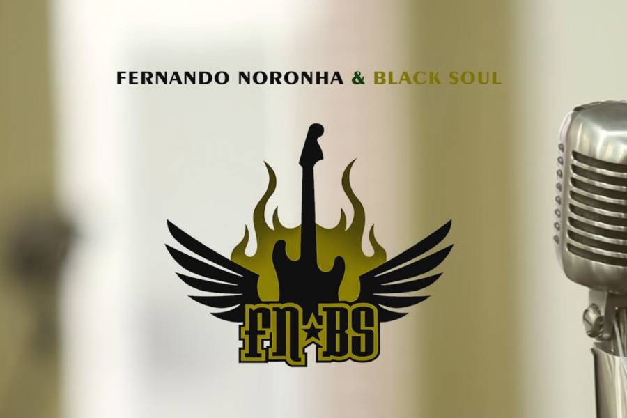 Fernando Noronha & Black Soul  - Teaser novo website + Blow It Back